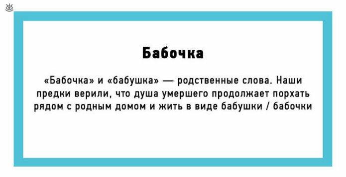 Нерусские слова, ставшие русскими 8