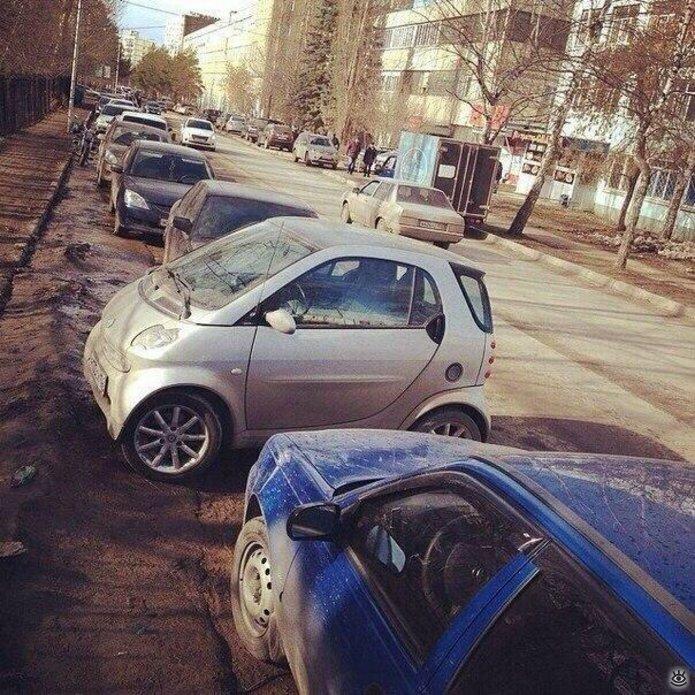 Колёсно-транспортные приколы 18
