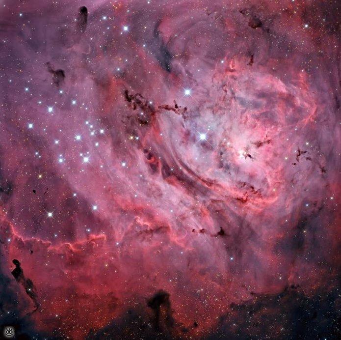 Впечатляющие космические фотографии 2