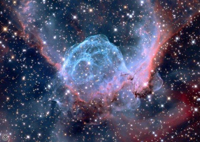 Впечатляющие космические фотографии 6