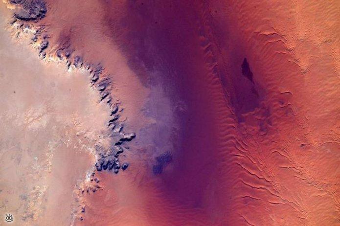 Впечатляющие космические фотографии 11