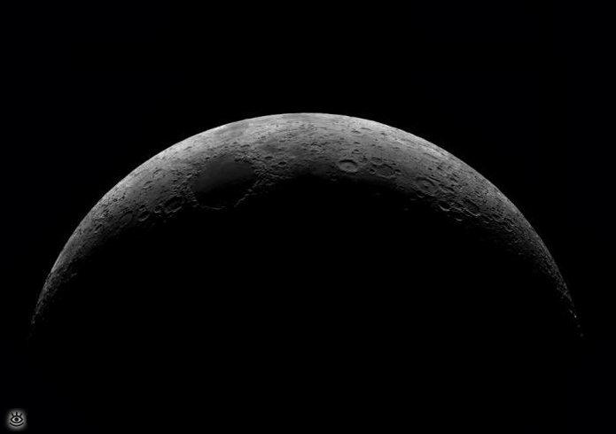 Впечатляющие космические фотографии 17