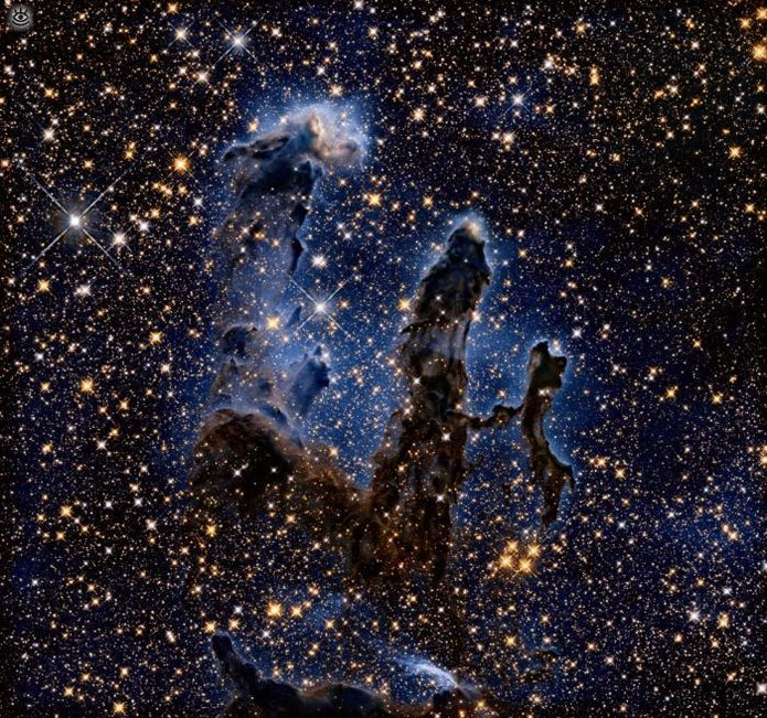 Впечатляющие космические фотографии 20