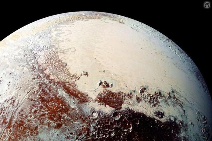 Впечатляющие космические фотографии 22