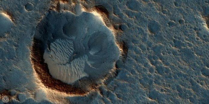 Впечатляющие космические фотографии 23
