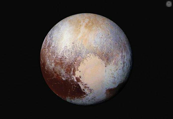 Впечатляющие космические фотографии 24