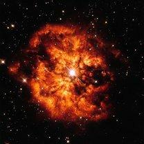 Впечатляющие космические фотографии