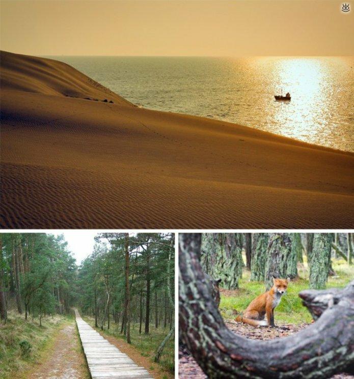 Красоты России для пешего туризма 1
