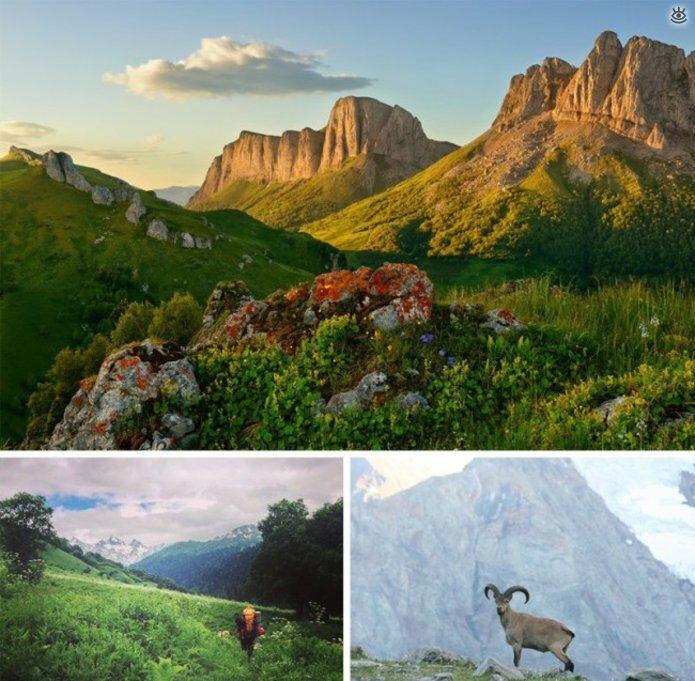 Красоты России для пешего туризма 6