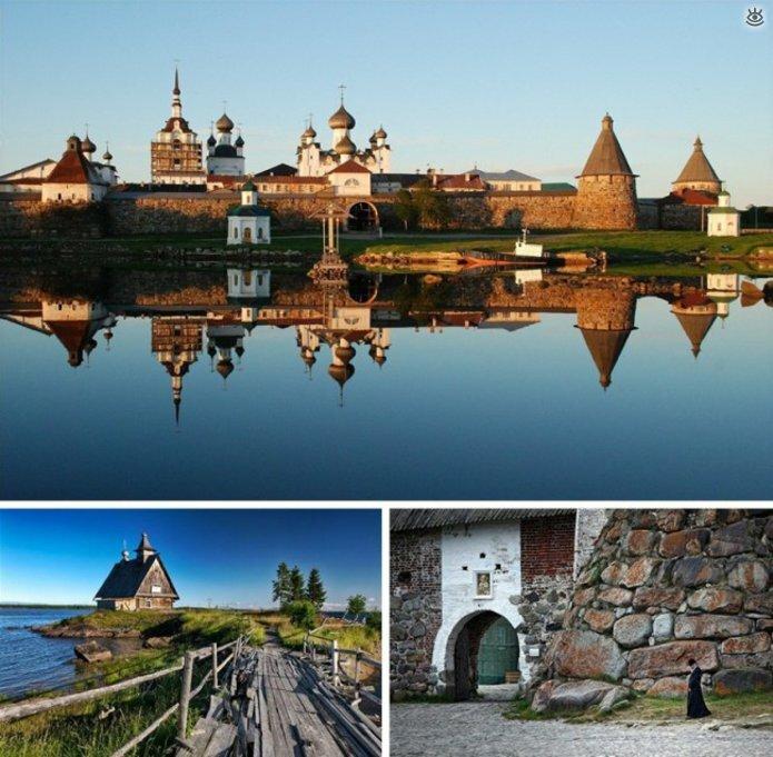 Красоты России для пешего туризма 7