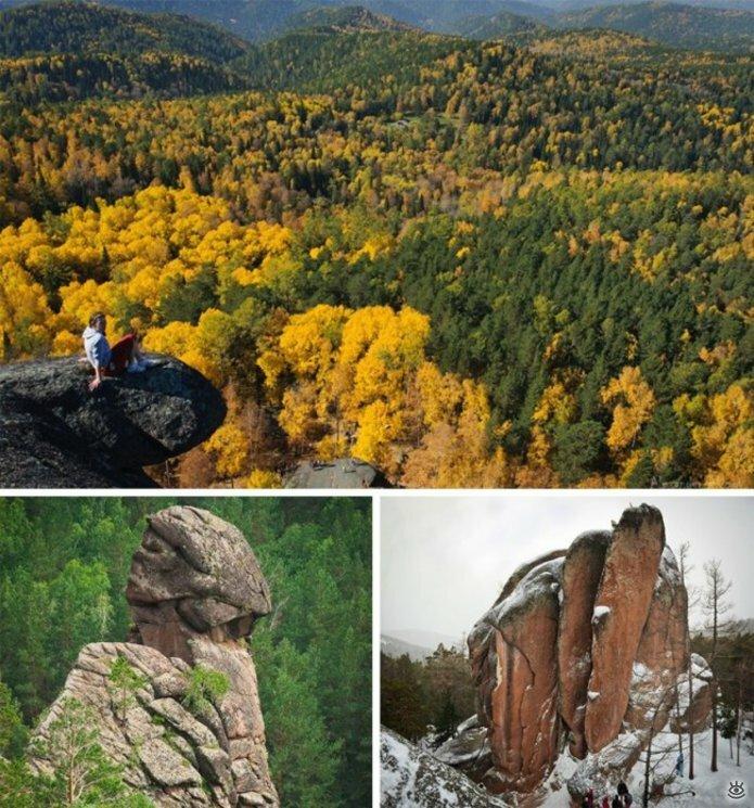 Красоты России для пешего туризма 8