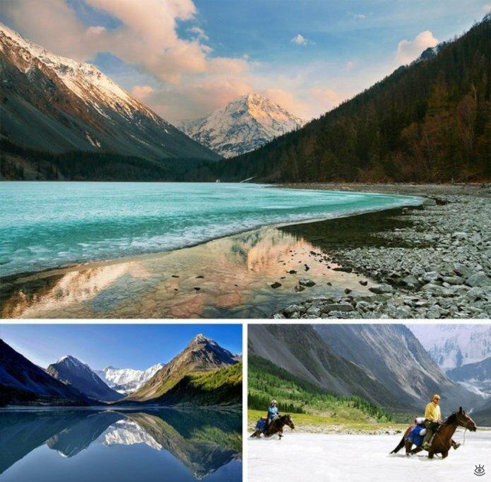 Красоты России для пешего туризма 9