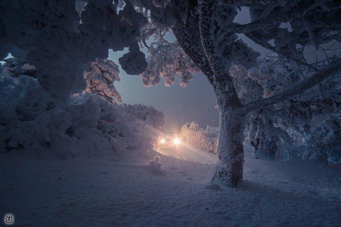 Пятигорская зима 0