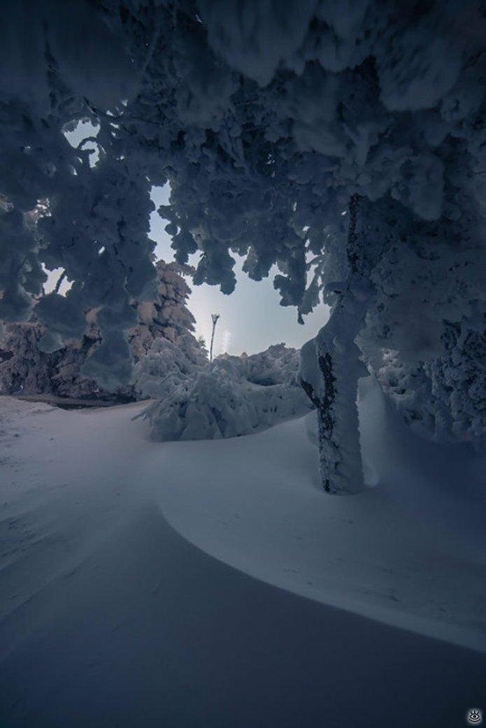 Пятигорская зима 2