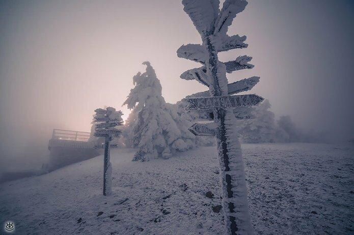 Пятигорская зима 7