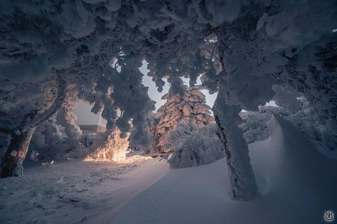 Пятигорская зима 8