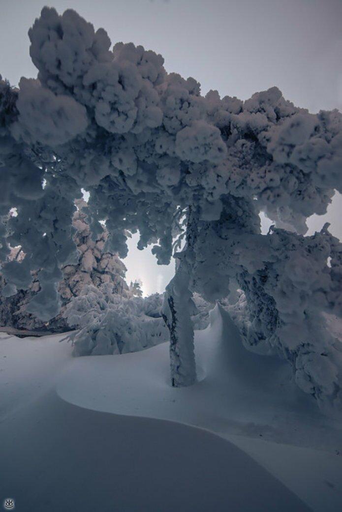 Пятигорская зима 9
