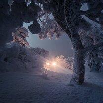 Пятигорская зима фото