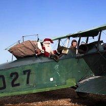 Фото приколы Винтажные фото с рождественским духом (14 фото)