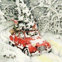 Как две бабуськи Рождество справляли