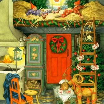 Фото приколы Как две бабуськи Рождество справляли (13 фото)