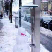 Казусы, возможные только зимой фото приколы