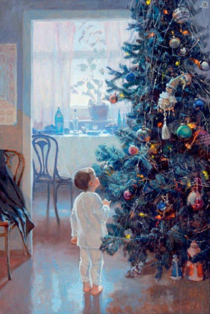 С новогодними праздниками! 3