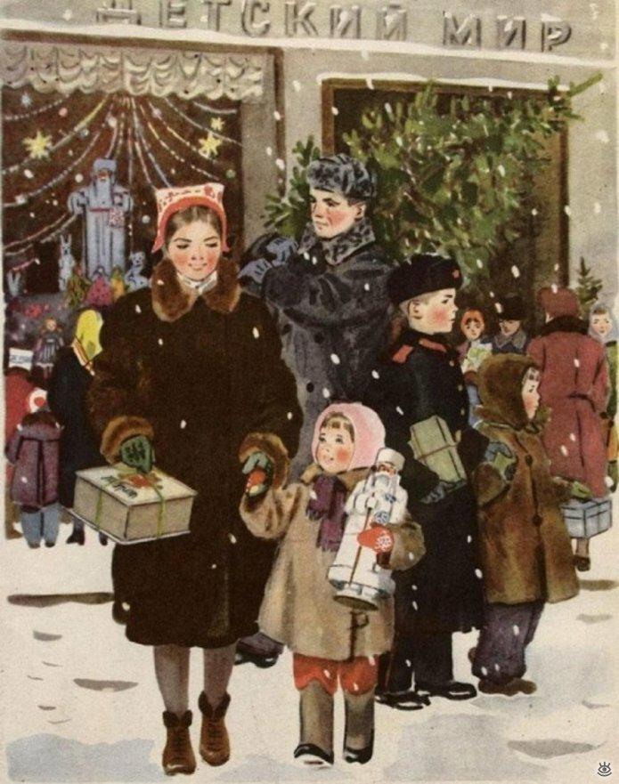 С новогодними праздниками! 6