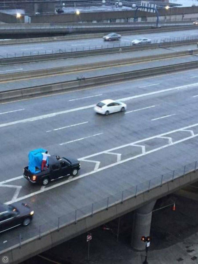 Юмор, понятный водителям и пешеходам 3