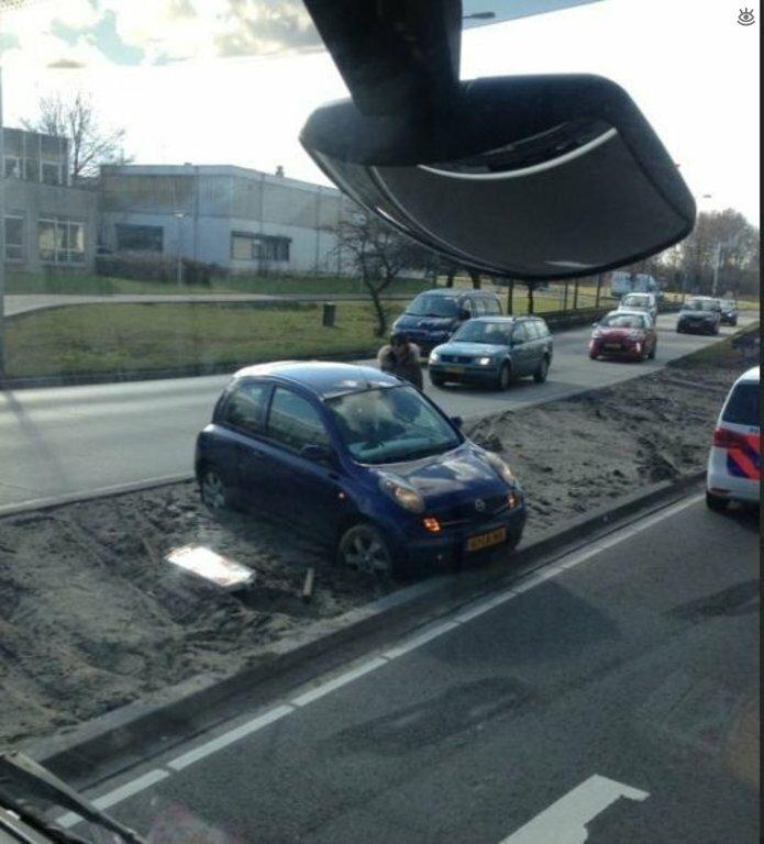 Юмор, понятный водителям и пешеходам 35