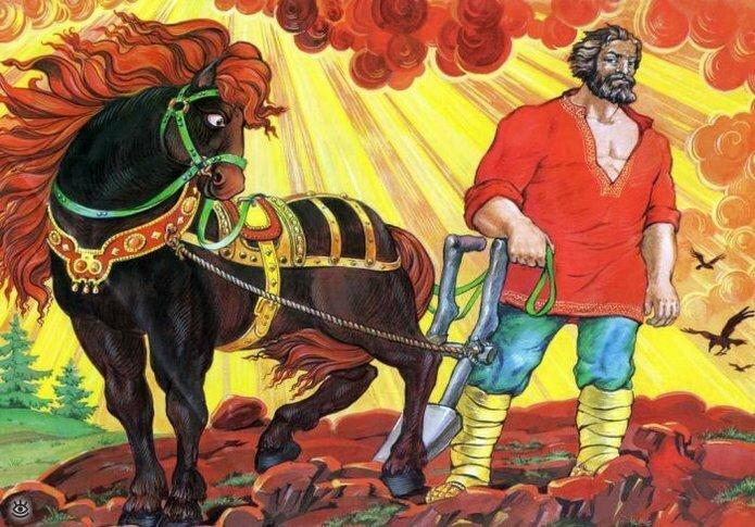 Древнерусские богатыри - что мы о них знаем? 1
