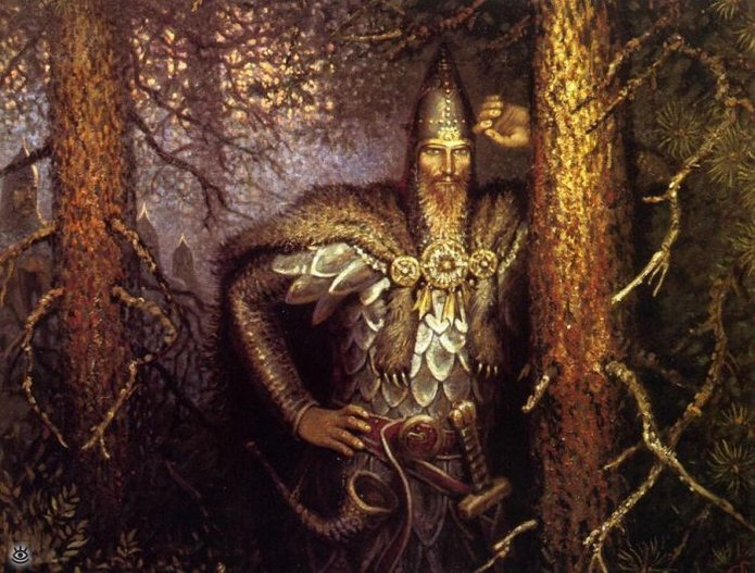 Древнерусские богатыри - что мы о них знаем? 2
