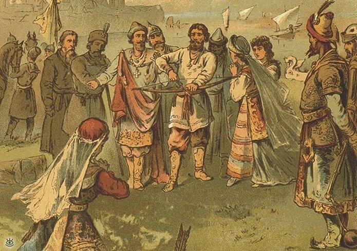 Древнерусские богатыри - что мы о них знаем? 4
