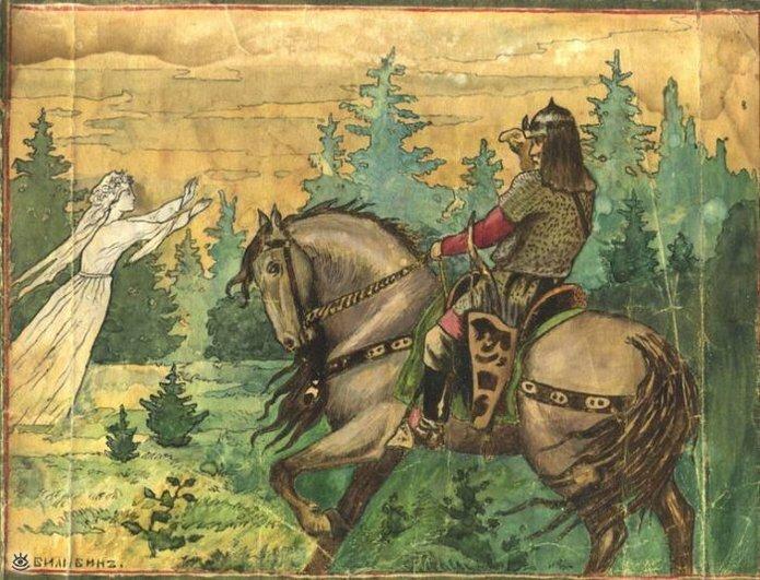 Древнерусские богатыри - что мы о них знаем? 5