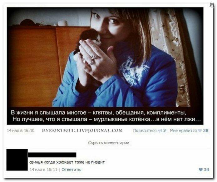 Комичные комментарии 38