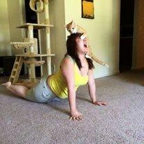 Весёлые фотки со зверушками смешных фото приколов