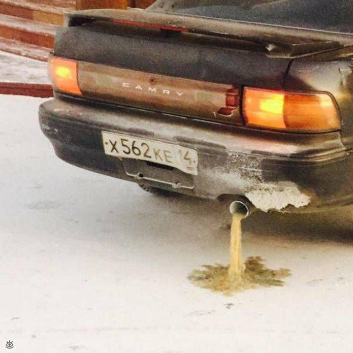 Дорожные и автокурьёзы 30