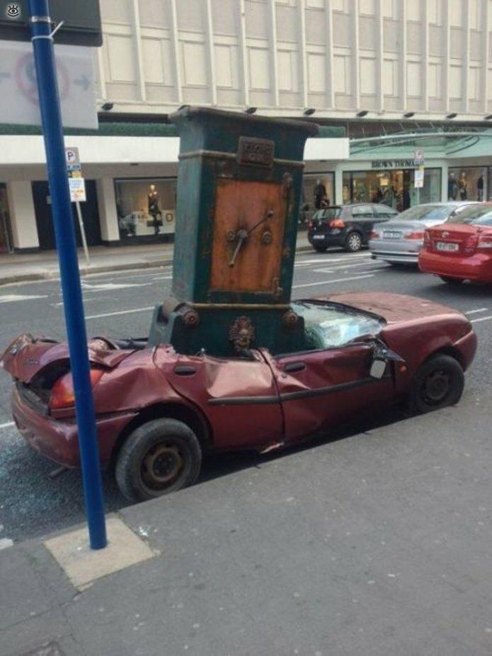 Дорожные и автокурьёзы 46