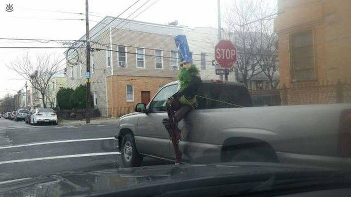 Автомобильные смехотворности 10