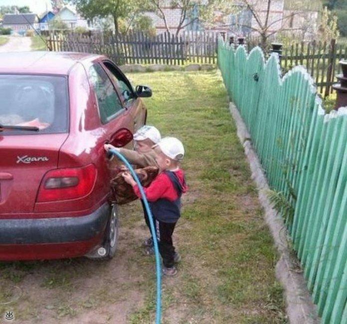 Автомобильные смехотворности 11