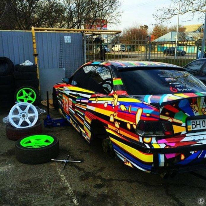 Автомобильные смехотворности 21