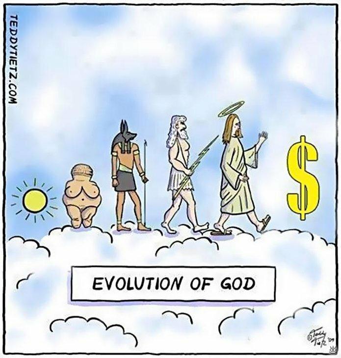 Смешная эволюция 4