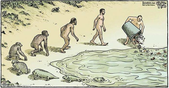 Смешная эволюция 5