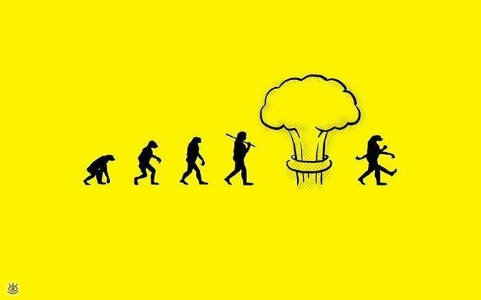 Смешная эволюция 7