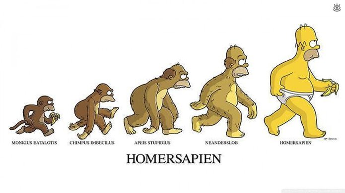 Смешная эволюция 9