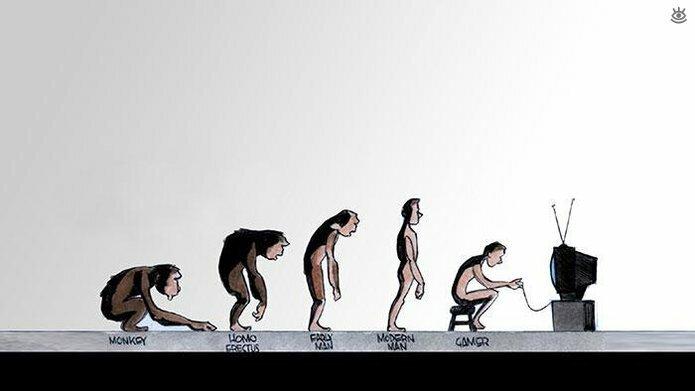 Смешная эволюция 13
