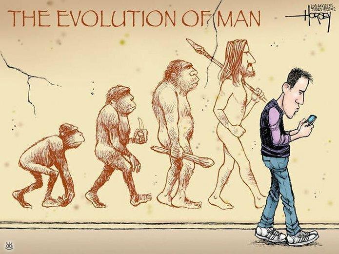 Смешная эволюция 18