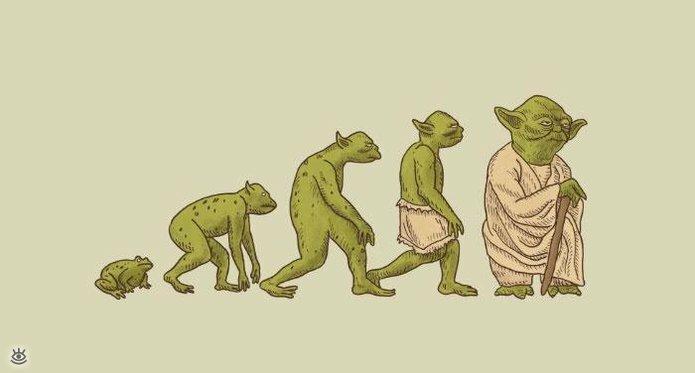 Смешная эволюция 19