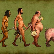 Смешная эволюция
