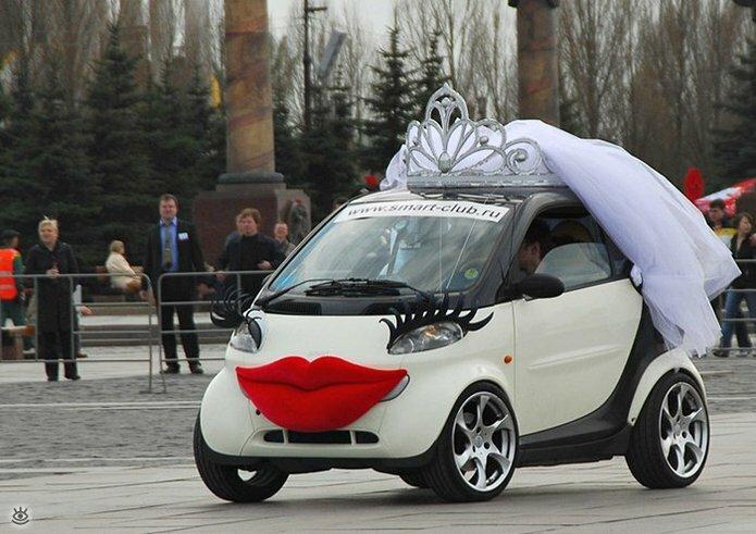 Автомобили по-женски 2